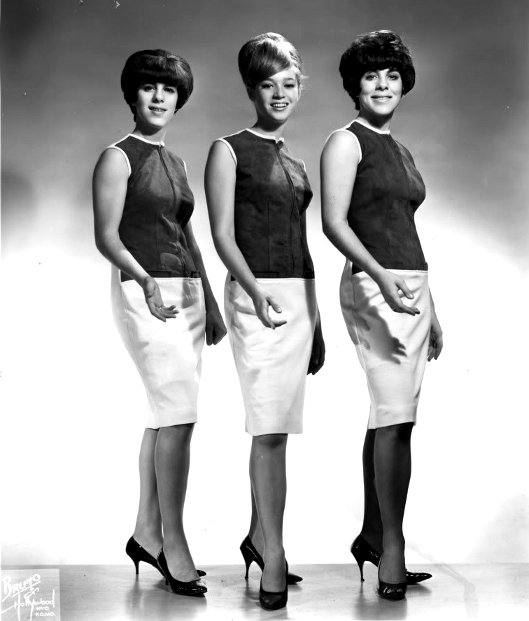 Let's hear it for the girls- Big hair and big hits!  Sixties girl bands and the beginning of Motown.