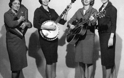 Country Girls- My list of ground breaking female artists of Country music